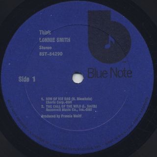 Lonnie Smith / Think! label