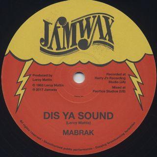 Mabrak / Dis Ya Sound