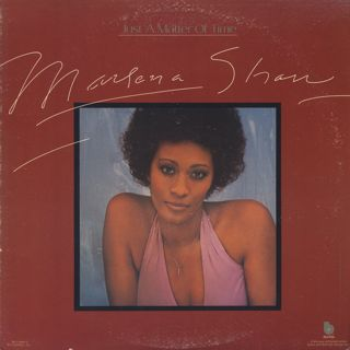 Marlena Shaw / Just A Matter Of Time front