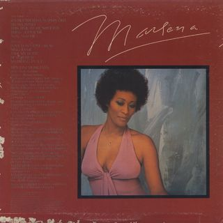 Marlena Shaw / Just A Matter Of Time back