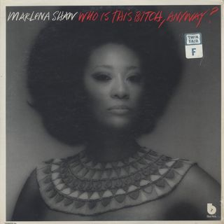 Marlena Shaw / Who Is This Bitch, Anyway?
