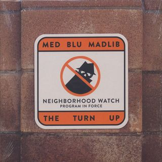 Med, Blu, Madlib / The Turn Up