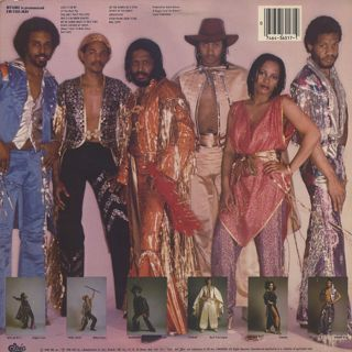 Mtume / In Search Of The Rainbow Seekers back