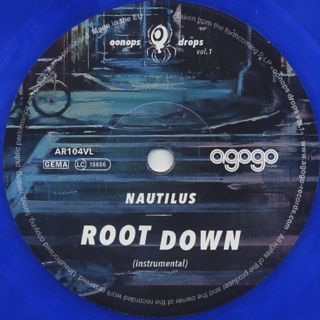 Nautilus / Root Down back