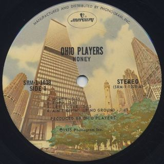 Ohio Players / Honey label