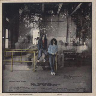 Pat Metheny and Lyle Mays / As Falls Wichita, So Falls Wichita Falls back