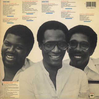 Ramsey Lewis / Chance Encounter back