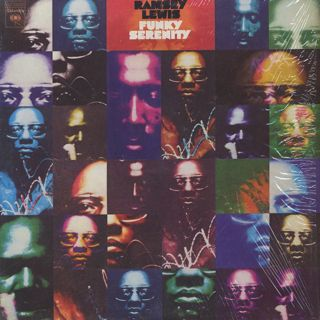 Ramsey Lewis / Funky Serenity front