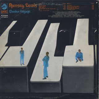 Ramsey Lewis / Maiden Voyage back