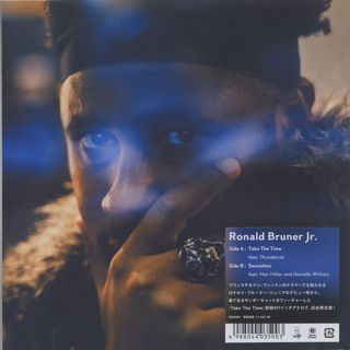 Ronald Bruner Jr. / Take The Time