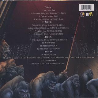 Sean Price / Imperius Rex (2LP) back