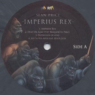 Sean Price / Imperius Rex (2LP) label