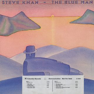 Steve Khan / The Blue Man