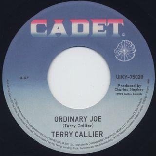 Terry Callier / Ordinary Joe back