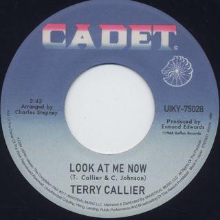 Terry Callier / Ordinary Joe label