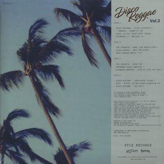 V.A. / Disco Reggae Vol.3 back