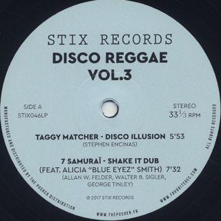 V.A. / Disco Reggae Vol.3 label