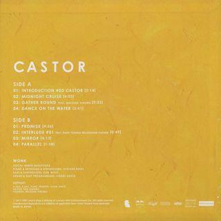 Wonk / Castor back