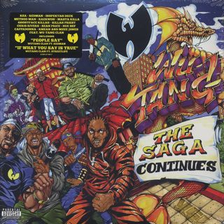 Wu-Tang / The Saga Continues