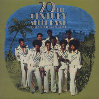 20th Century Steel Band / Warm Heart Cold Steel