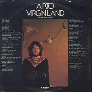 Airto / Virgin Land back