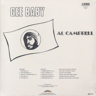 Al Campbell / Gee Baby back