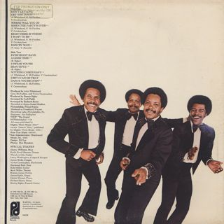 Archie Bell & The Drells / Where Will You Go When The Party's Over back