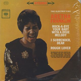 Aretha Franklin / The Electrifying front
