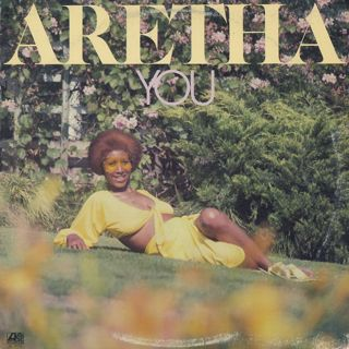 Aretha Franklin / You front