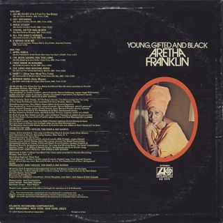 Aretha Franklin / Young, Gifted And Black back
