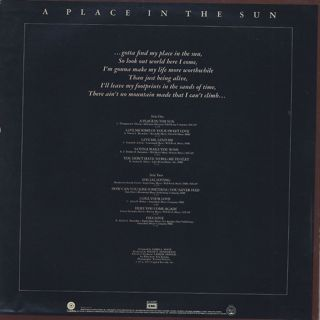 Barbara Acklin / A Place In The Sun back