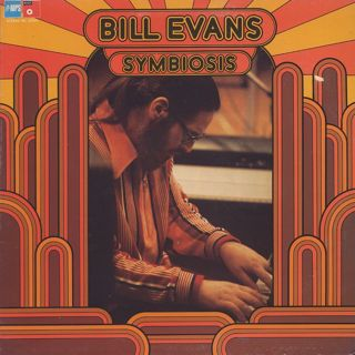 Bill Evans / Symbiosis front