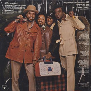 Black Satin featuring Fred Parris / Black Satin back