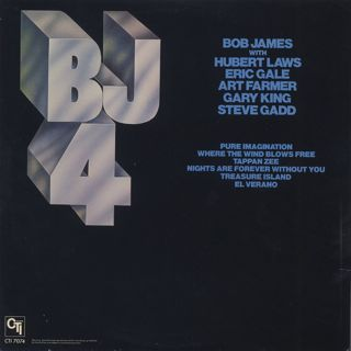 Bob James / 4 back