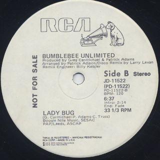 Bumblebee Unlimited / Lady Bug (12
