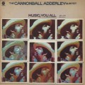 Cannonball Adderley Quintet / Music, You All-1