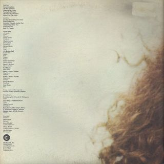 Carole King / Rhymes & Reasons back
