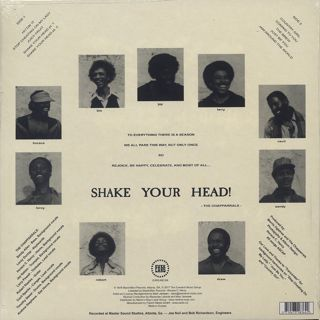 Chapparrals / Shake Your Head back