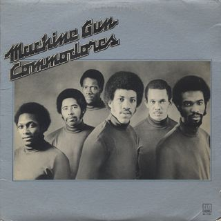 Commodores / Machine Gun front