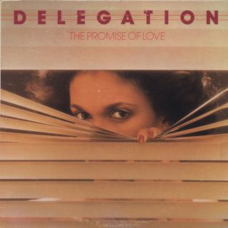 Delegation / The Promise Of Love front