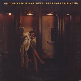 Deniece Williams / When Love Comes Calling front