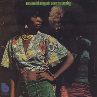 Donald Byrd / Street Lady front
