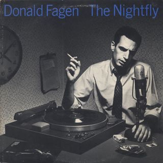 Donald Fagen / The Nightfly front