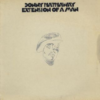 Donny Hathaway / Extension Of A Man front