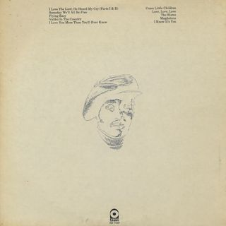 Donny Hathaway / Extension Of A Man back