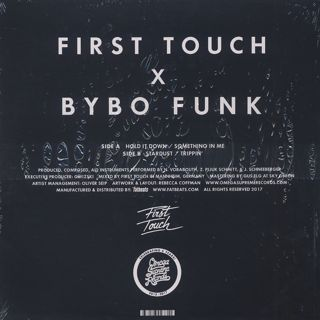 First Touch x Bybo Funk / Stardust back