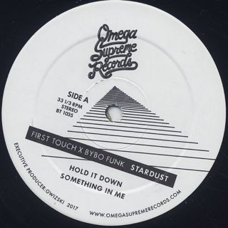 First Touch x Bybo Funk / Stardust label