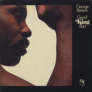 George Benson / Good King Bad front