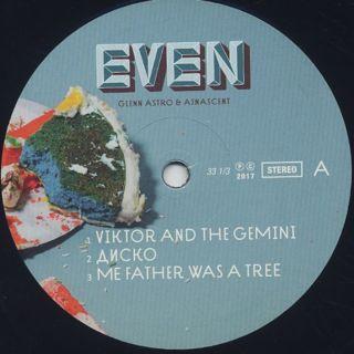 Glenn Astro & Ajnascent / Even label