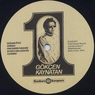 Gokcen Kaynatan / Gökçen Kaynatan label